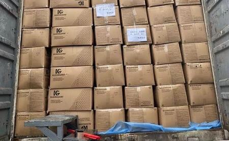 校友企业在行动 (二) | 上海致盛集团紧急购买200万元防疫物资