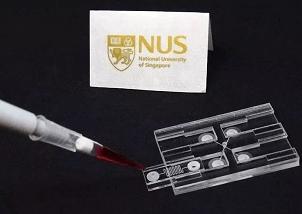 NUS科研团队正研发新型检测器,有望30分钟内检测出新型冠状病毒