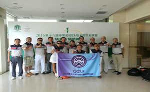 大连理工EMBA高球队在中国名校EMBA高球联盟华北预选赛荣获第四名