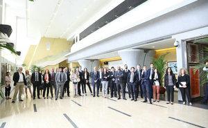 意大利米兰理工大学EMBA访问团圆满结束交流访问