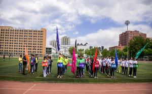 2016年对外经济贸易大学EMBA春季运动会完美落幕