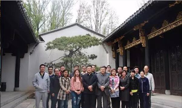 中国人民大学EMBA1511班古北游学记