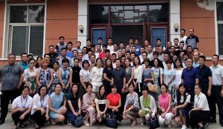 郑州大学EMBA41期、43期举办趣味活动