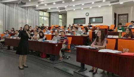华东理工大学EMBA2017秋班TechMark课程结束