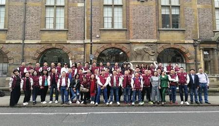 记中山大学EMBA2016夏季班英国游学