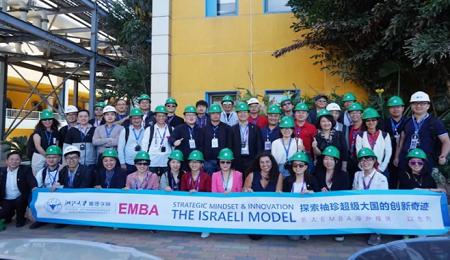 浙大EMBA移动课堂探寻特拉维夫和耶路撒冷的秘密