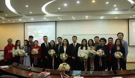 暨南大学EMBA2016(1)班结课典礼