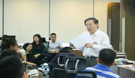 重现人大商学院EMBA《管理学总论》精彩课程