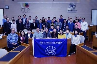 浙大EMBA2016新阶层班三月上课记丨决策之道