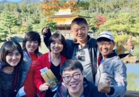 全球移动课堂 | 感恩最好的相遇——国大EMBA 28(A)班日本游学之旅