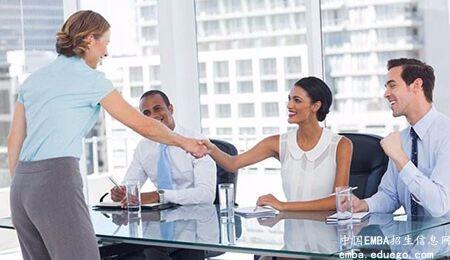 给参加EMBA面试的企业领导人两点建议