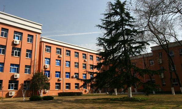 中国科学技术大学校园实景