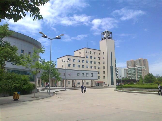 西安理工大学校园风景