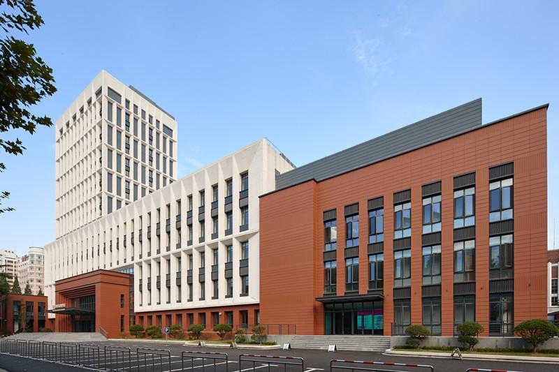 上海交通大学校园实景
