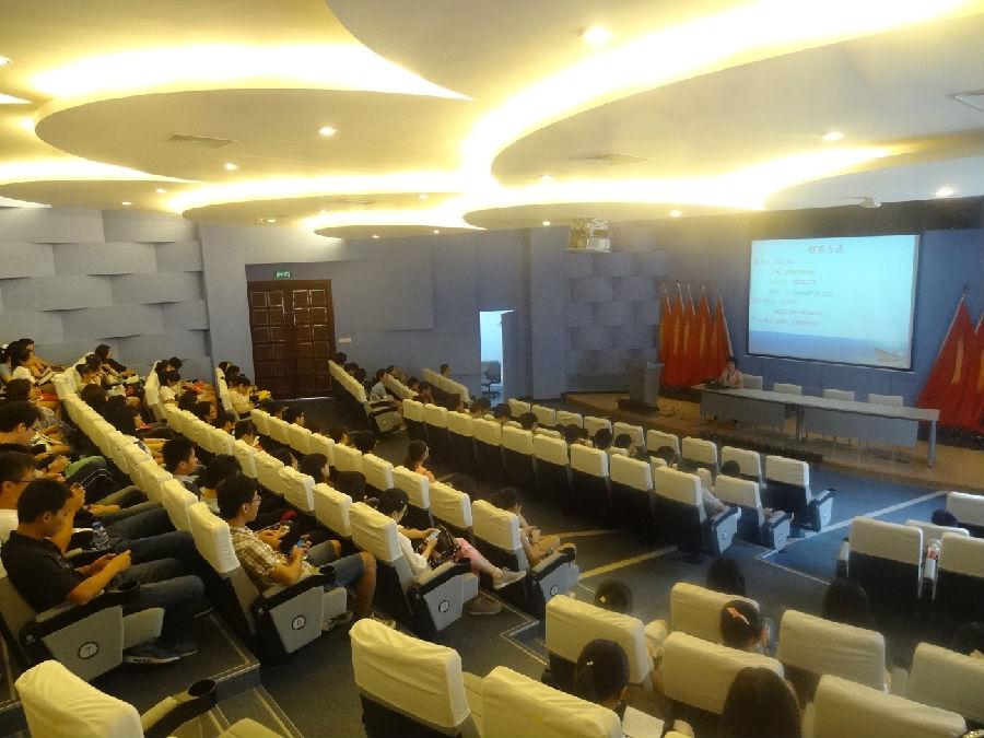 上海海事大学上课图集