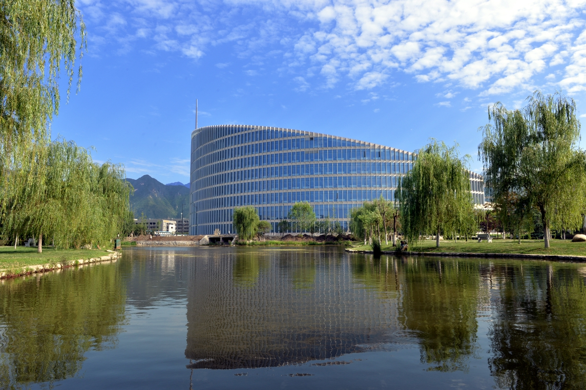 西北工业大学校园实景-西北工业大学景观