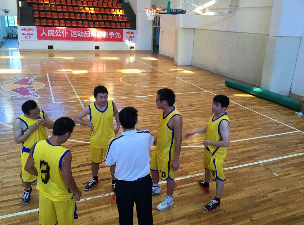 湖南大学EMBA篮球运动会