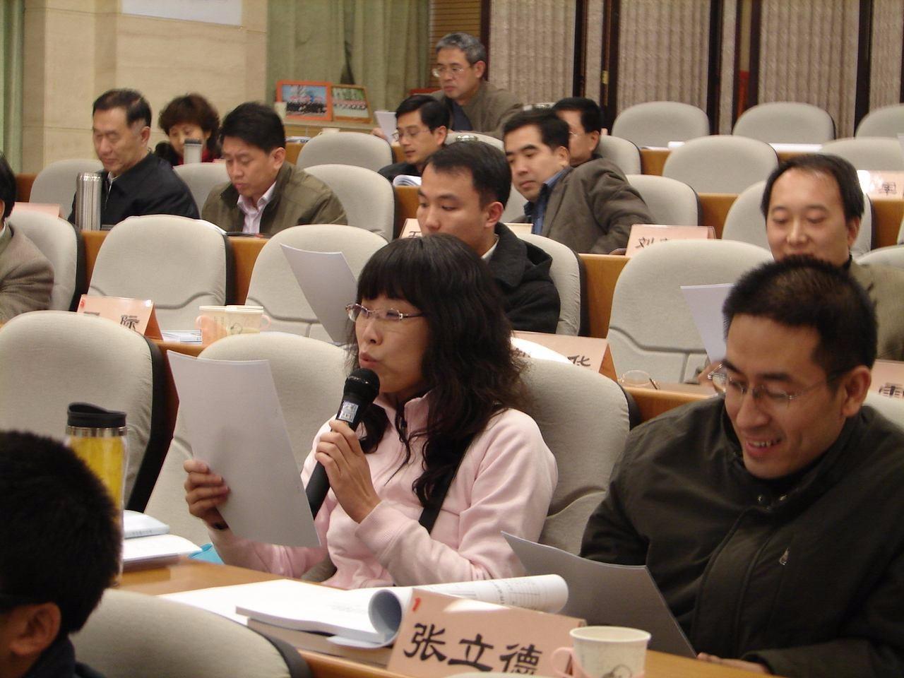 北京交通大学EMBA课堂-