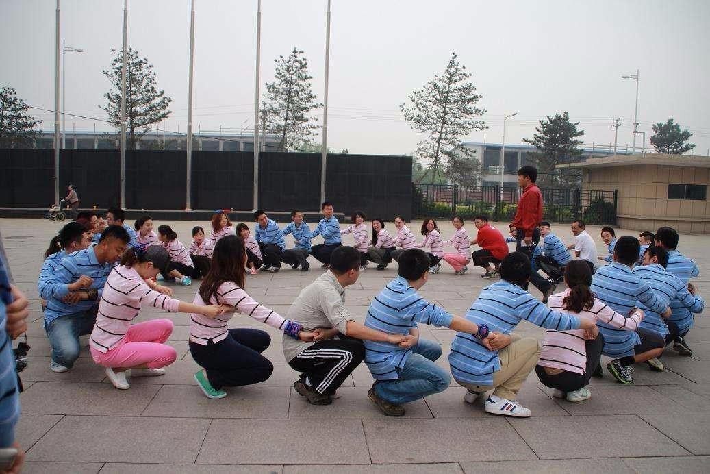 长江商学院EMBA拓展训练