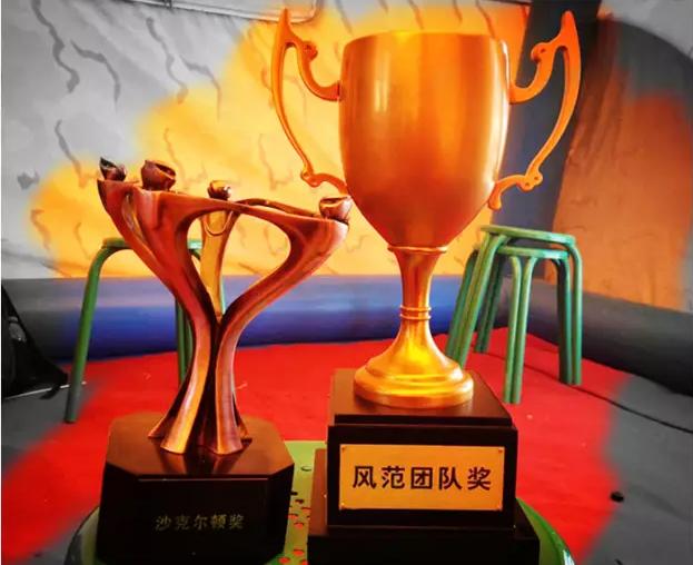 湖南大学EMBA荣获戈壁挑战赛四项大奖-湖南大学EMBA荣获戈壁挑战赛四项大奖