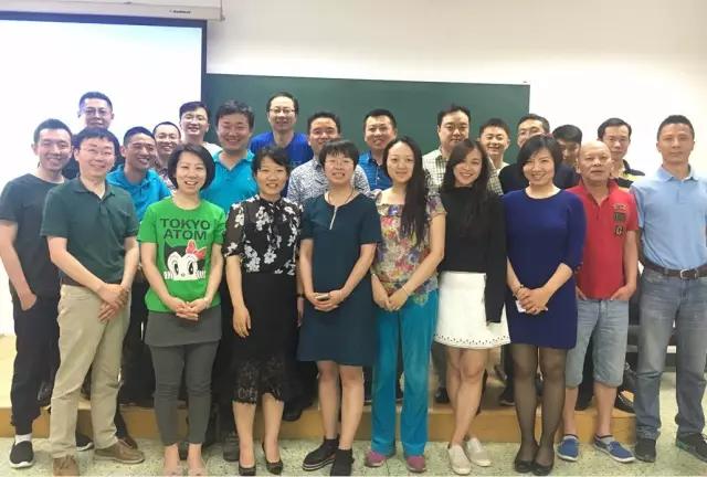 东北财经大学EMBA北京10班5月开课纪实-