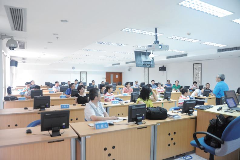 暨南大学EMBA《项目管理》课程上课图集-暨南大学EMBA《项目管理》课程