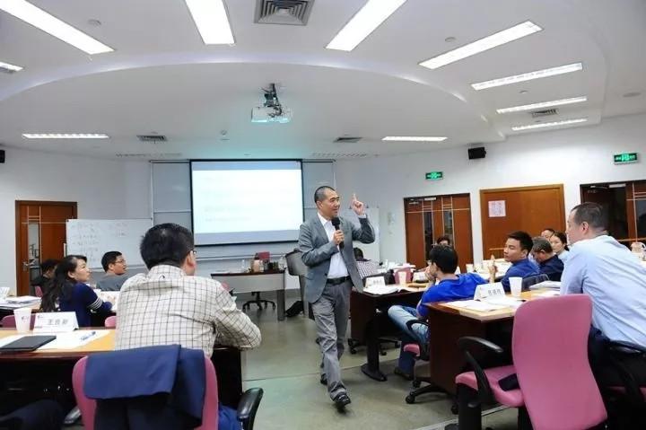 复旦大学EMBA选修课课堂纪实