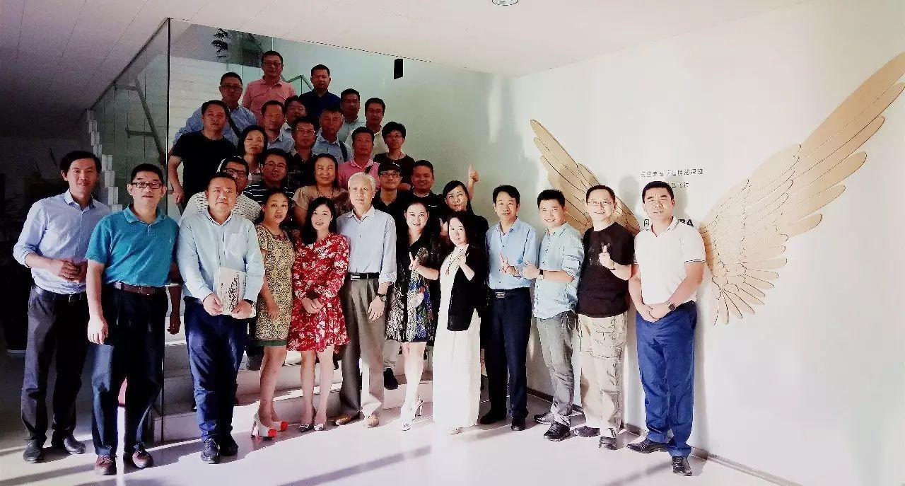 同济EMBA中国特色小城镇创新与实践高级研修班首期班开课图集-