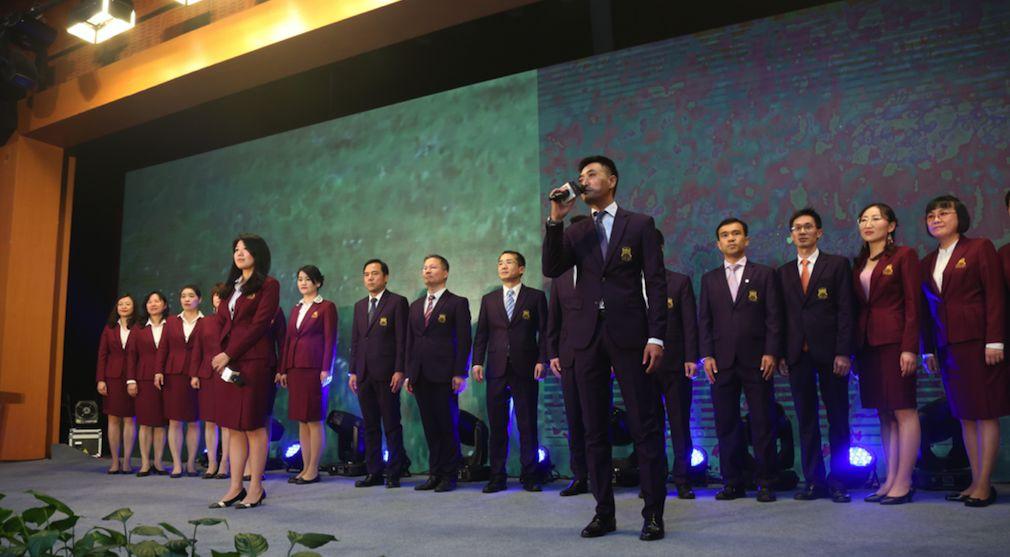 交大安泰EMBA2017届毕业典礼暨校友迎新年晚会-