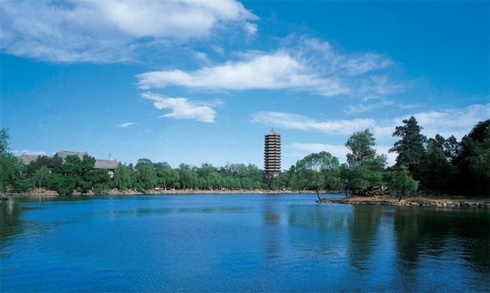 北京大学光华管理学院校园风景-校园风景