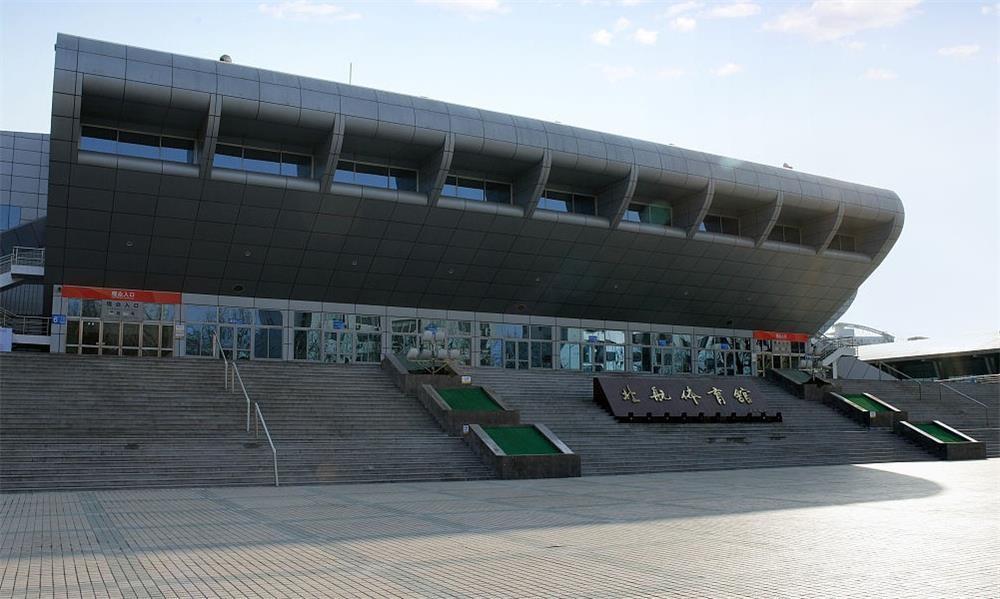 北京航空航天大学校园实景-校园风景