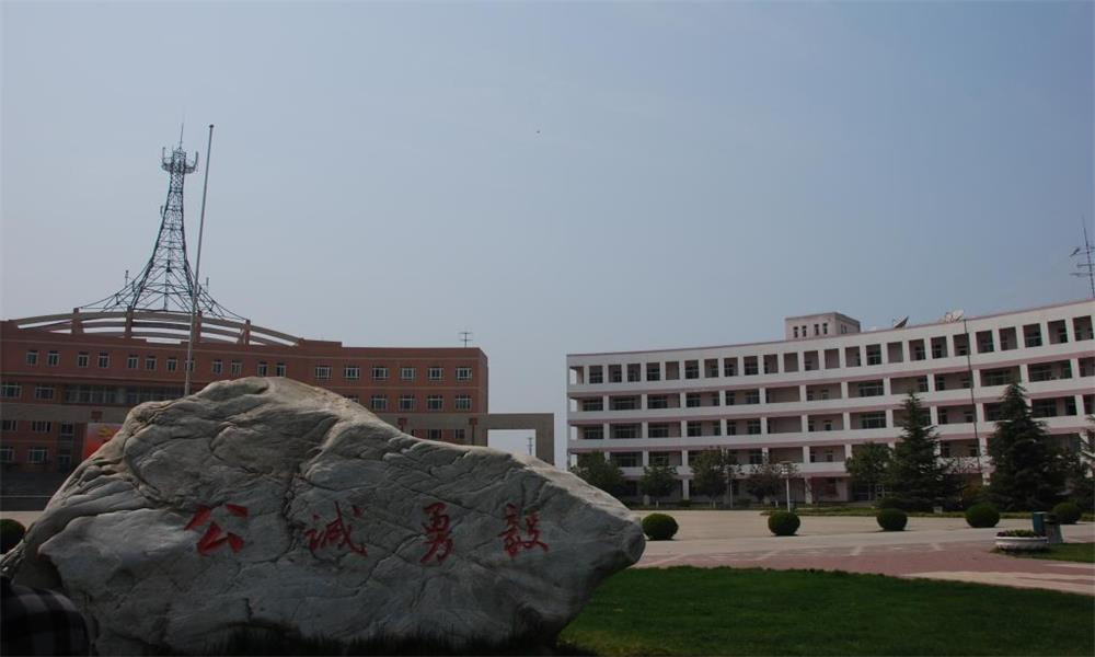 西北工业大学校园实景-西北工业大学校门