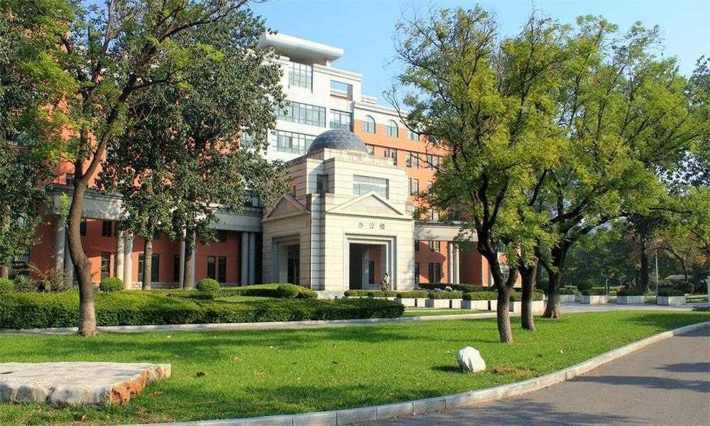 南开大学校园实景-