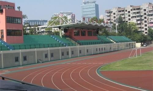 暨南大学校园实景-