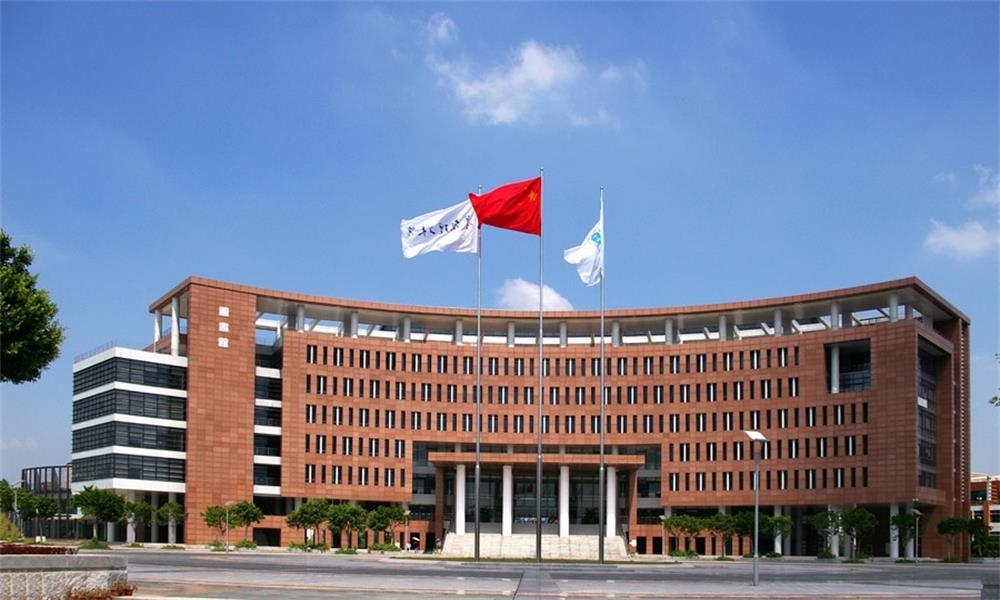 华南理工大学校园实景