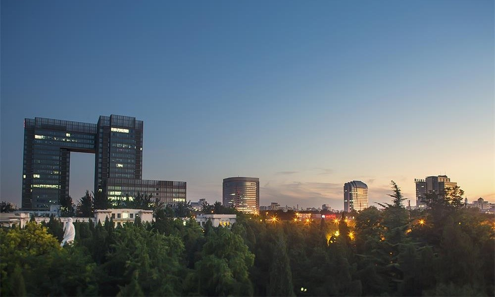 北京科技大学校园风景-北京科技大学校园风景