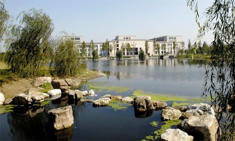 西南财经大学校园风景-