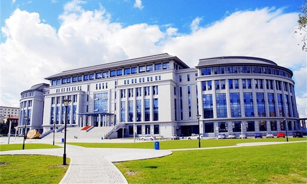 哈尔滨工程大学图书馆-