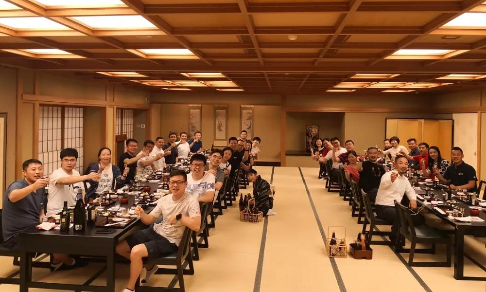 新加坡国立大学EMBA27A班日本游学记-