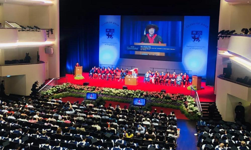 新国大商学院2018年毕业典礼-新国大商学院2018年毕业典礼