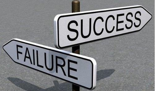 `创业成功与失败
