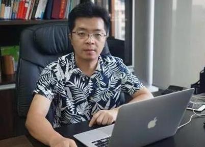 杭州博采网络总经理祝珍来