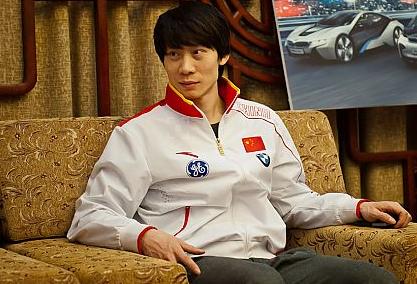 花滑冠军佟健
