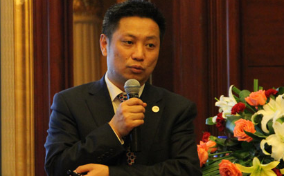 北京致远协创软件有限公司副总裁胡守云