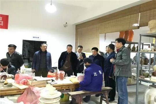 湖南大学EMBA探访铜官陶瓷,湖南大学EMBA.jpg