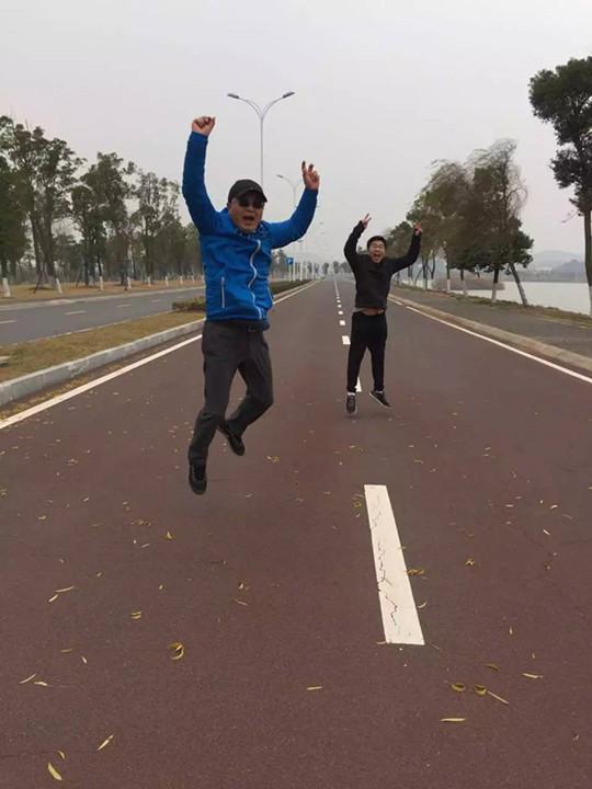 两名选手,中南大学EMBA