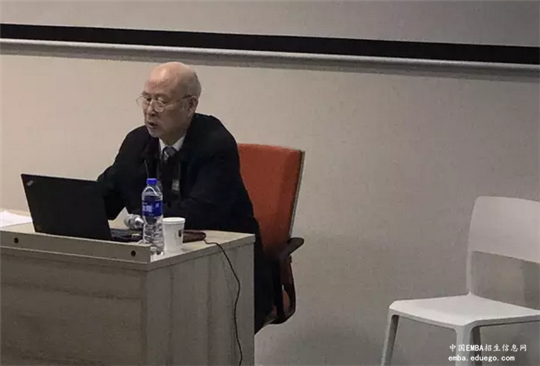 南开大学EMBA教授苏宜