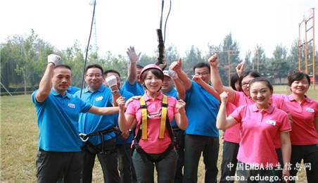 北京航空航天大学EMBA学员合影,北京航空航天大学EMBA