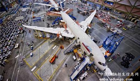 飞机制造商厂,北京航空航天大学EMBA