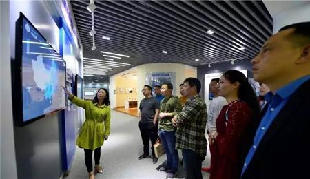 人工智能展厅,北京科技大学EMBA